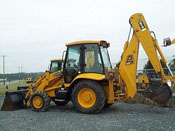 Backhoe Repairs