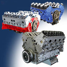 Rebuilt Engines